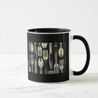 Knives, Forks and Spoons Mug