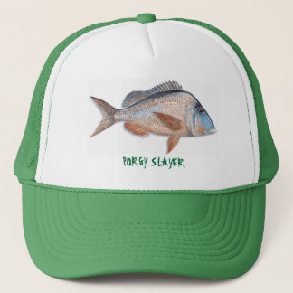 knobbedporgy, PORGY SLAYER Trucker Hat