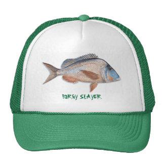 knobbedporgy, PORGY SLAYER Trucker Hat