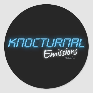 KnocEms Logo Sticker