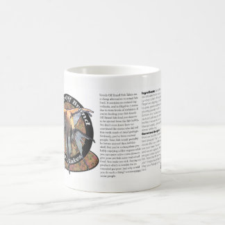 Knock-Off Brand Fish Food Coffee Mug