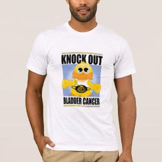 Knock Out Bladder Cancer T-Shirt