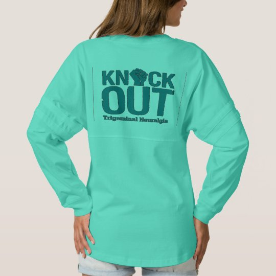 Knock-Out Trigeminal Neuralgia Spirit Jersey