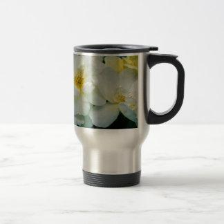 Knock Out Yellow Rose Travel Mug