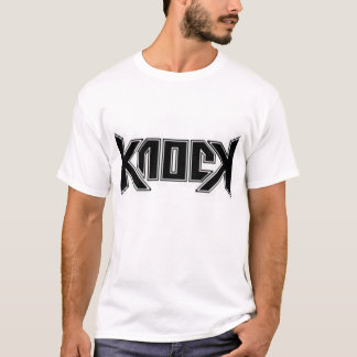 Knock with logo T-Shirt