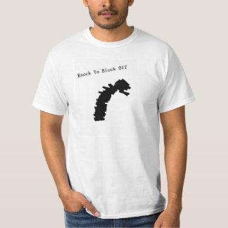 Knock yo block off T-Shirt