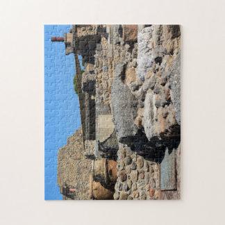 Knossos Palace Ruins Crete Greece 8x10 Puzzle