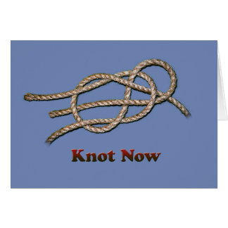 Knot Now - Cards