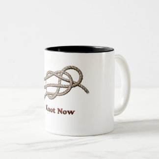 Knot Now - Mugs