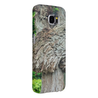 Knot on Tree Trunk, Knar, Nature Samsung S6 Samsung Galaxy S6 Cases