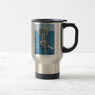 knot travel mug