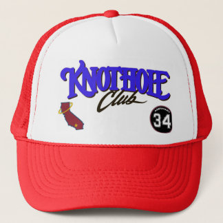 Knothole Club Trucker Hat
