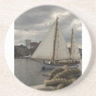 Knotical Sailing Coaster