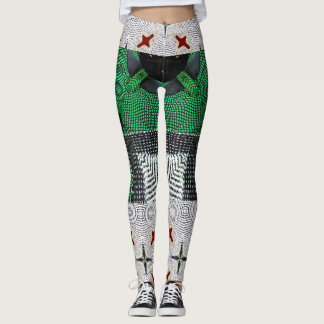 Knotty Bustery Backhand Leggings