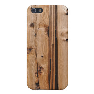 Knotty Pine Wood Background iPhone Case Cover