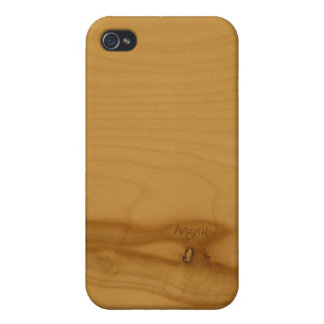 Knotty Wood Speck Case iPhone 4 Cover