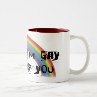 Know I'm Gay Mug