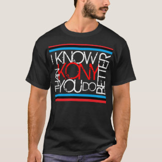 Know KONY Shirt