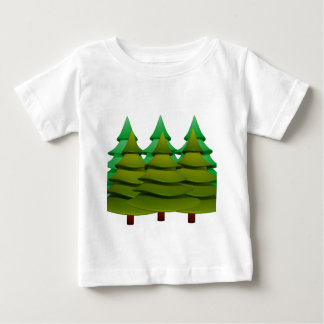 KNOW THE FOREST BABY T-Shirt