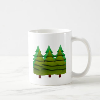 KNOW THE FOREST COFFEE MUG