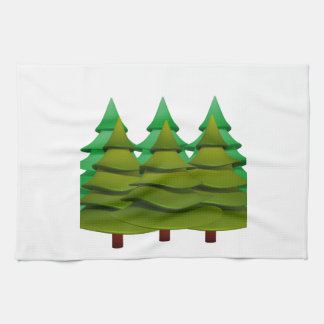 KNOW THE FOREST KITCHEN TOWEL