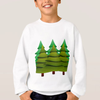 KNOW THE FOREST SWEATSHIRT
