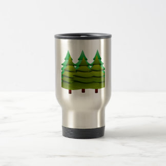 KNOW THE FOREST TRAVEL MUG