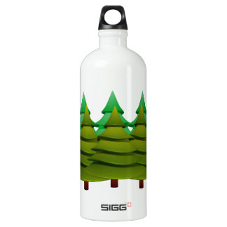 KNOW THE FOREST WATER BOTTLE
