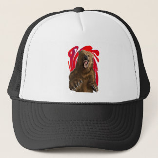 KNOW THE POWER TRUCKER HAT