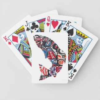 KNOW THE WATERS BICYCLE PLAYING CARDS