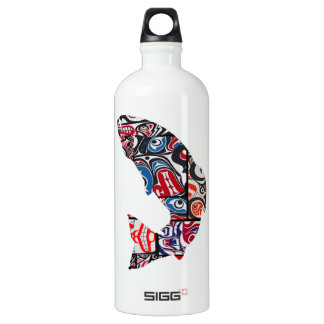 KNOW THE WATERS WATER BOTTLE