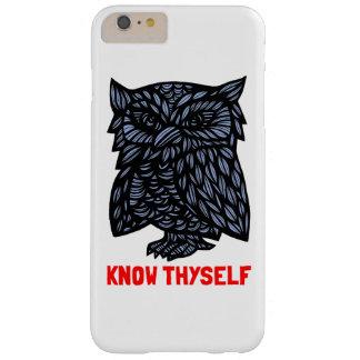 """""""Know Thyself"""" Apple/Samsung Case"""