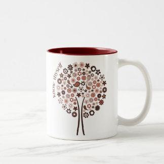 Know Thyself - Tree Mug