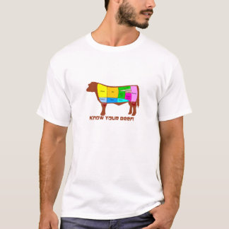 Know Your Beef T-Shirt