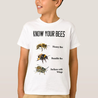 Know Your Bees T-Shirt