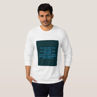 Know your fundamental human rights T-Shirt