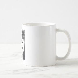 Knowle Park in Sevenoaks Hand Drawn Deer Classic White Coffee Mug