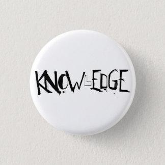 KNOWlEDGE button! 1 Inch Round Button
