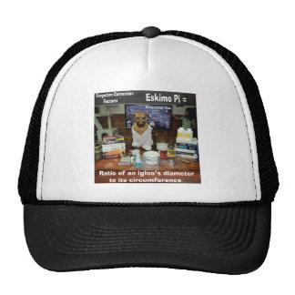 Knowledge Dog Forgotten Conversions Eskimo Pi Trucker Hat