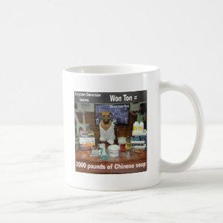 Knowledge Dog Forgotten Conversions Won Ton Coffee Mug