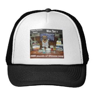 Knowledge Dog Forgotten Conversions Won Ton Trucker Hat