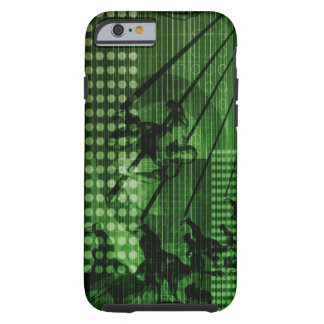 Knowledge Sharing in a Team as a Digital Tough iPhone 6 Case