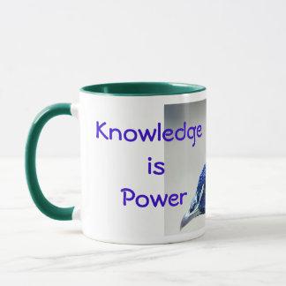 Knowledgeis Power mug