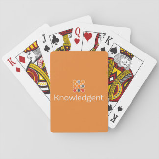 Knowledgent Playing Cards