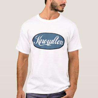 Knowlton Quebec Scripted Souvenirs T-Shirt