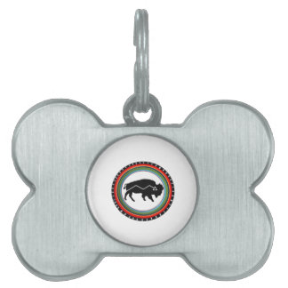 KNOWN TO THRIVE PET ID TAG