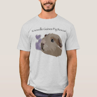 Knoxville Guinea Pig Rescue Official T-Shirt