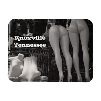 Knoxville Mannequins Magnet