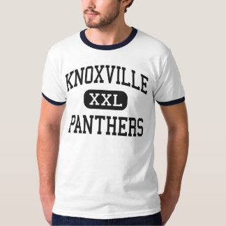 Knoxville - Panthers - Senior - Knoxville Iowa T-Shirt