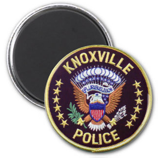Knoxville Police Magnet